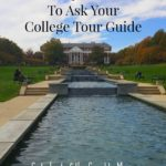 20 Questions to Ask Your College Tour Guide