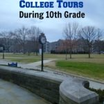 Here's Why to Start College Tours During 10th Grade