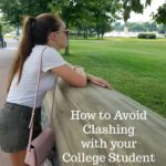 How To Avoid Clashing With Your College Student Over Break