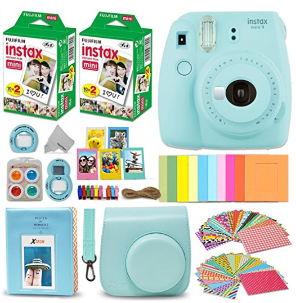 Polaroid Camera and Accessories | Sisterhood of the Sensible Moms Teen Girl Gift Guide